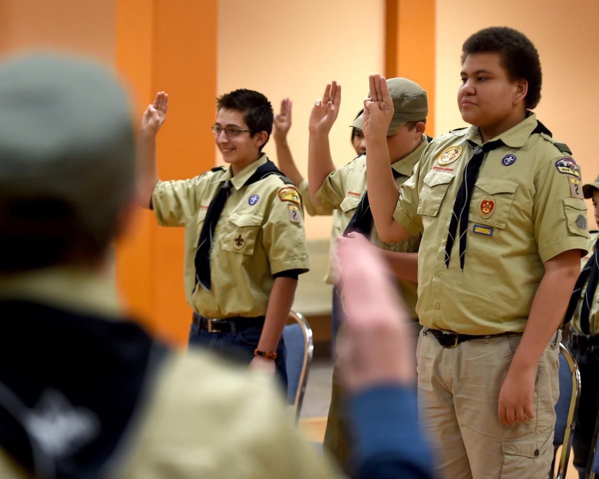 Boy Scouts Troop 2