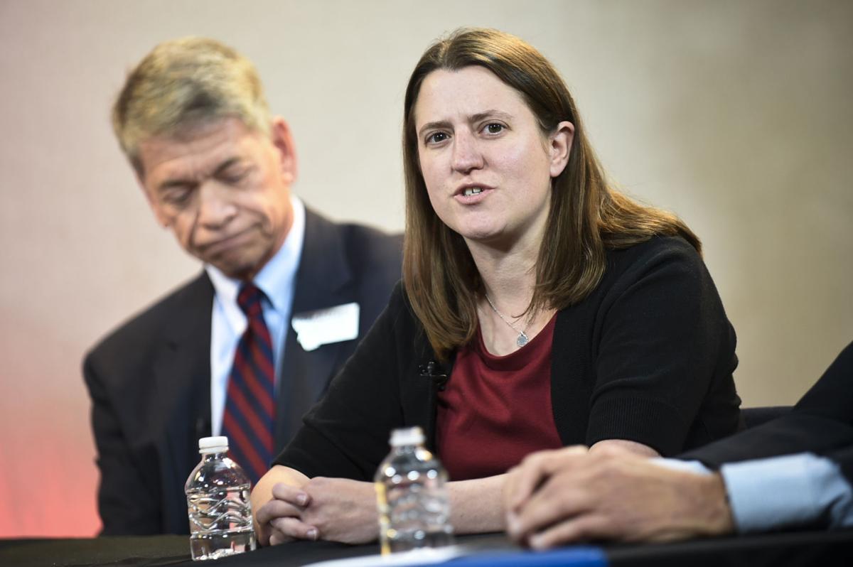 Helena City Commission candidate Heather K. O'Loughlin