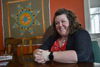Jen Gursky was recently named the new executive director of the Helena YWCA.