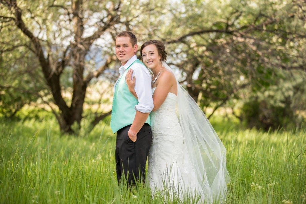 Hash and Parriman wedding