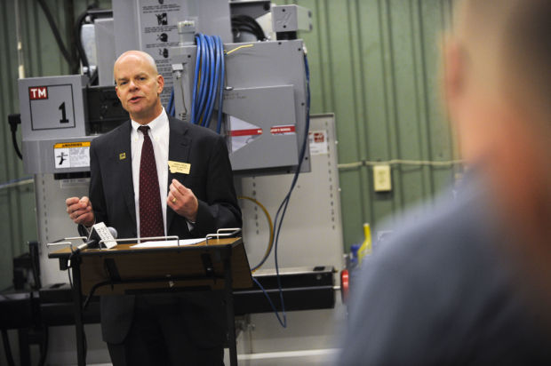 Montana's Deputy Commissioner of Higher Education John Cech