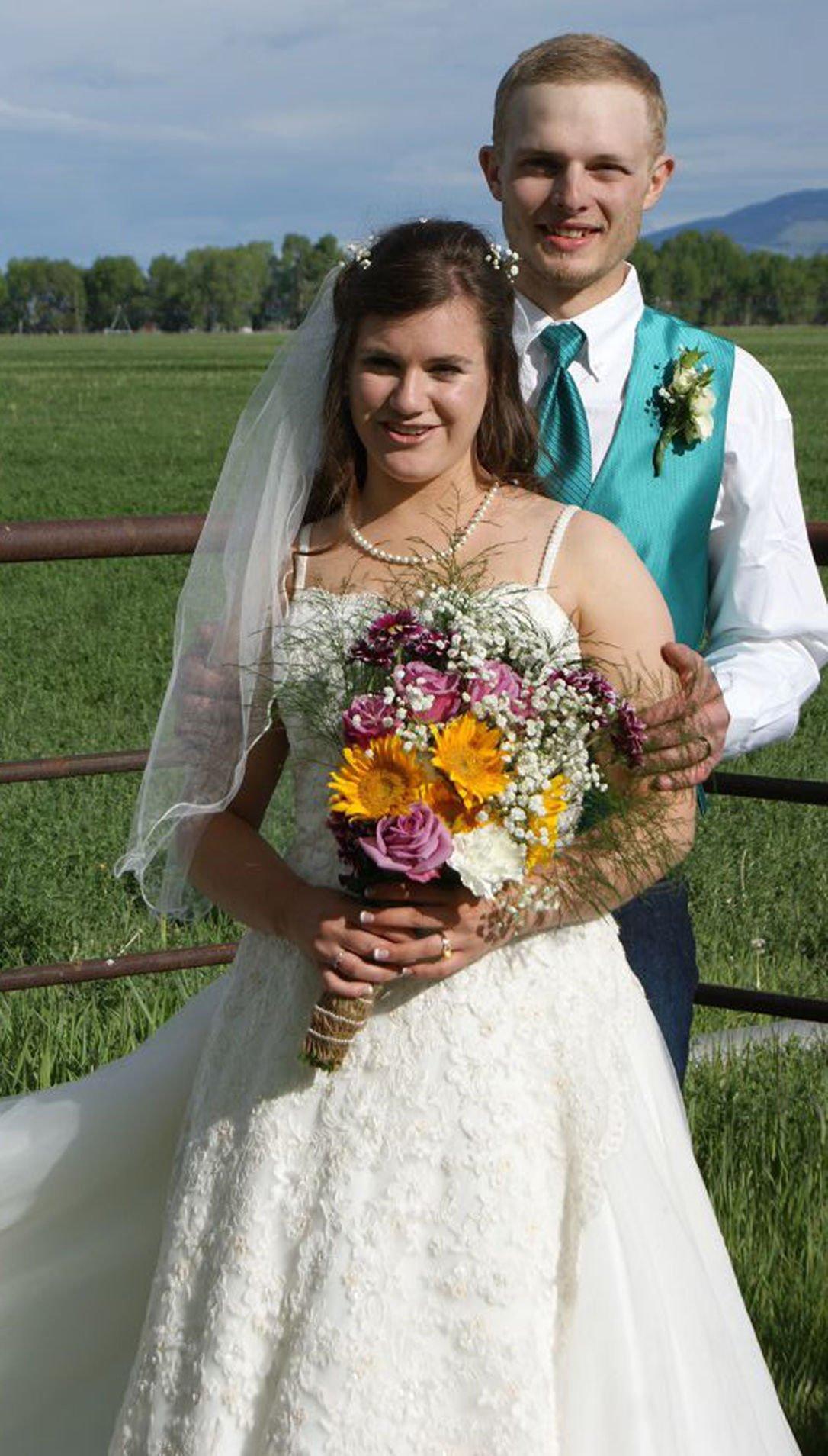 Perkins and Dodge wedding