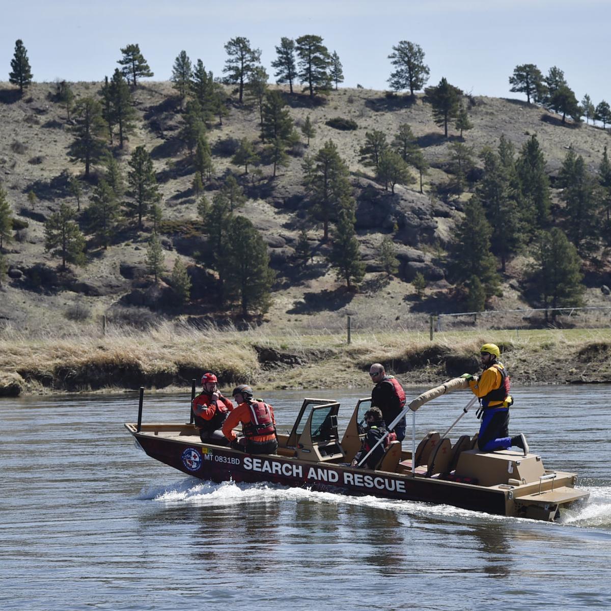 Man found in Missouri River near Craig died by suicide