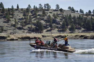 Missouri River death