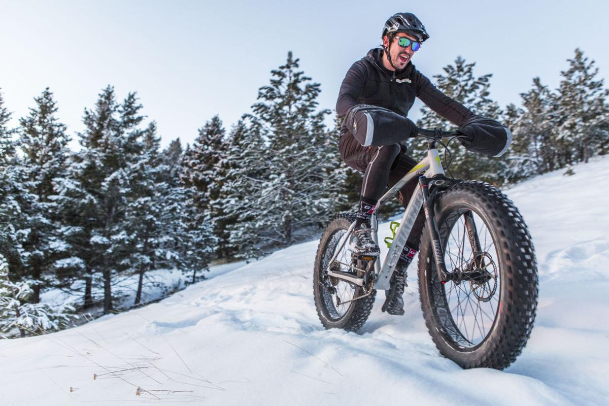 Helena's first fat tire bike race, The Fleur de Fat Chance will be Feb. 10 at the Vigilante Bike Park.