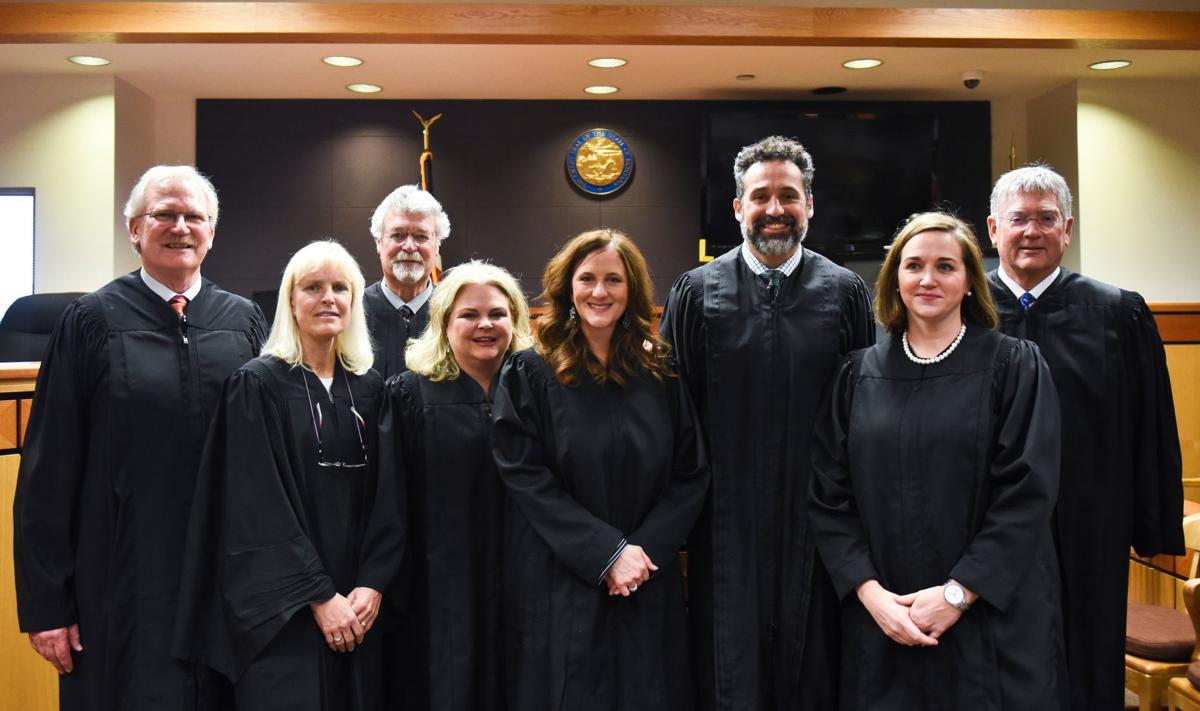 Yellowstone County District Court judges