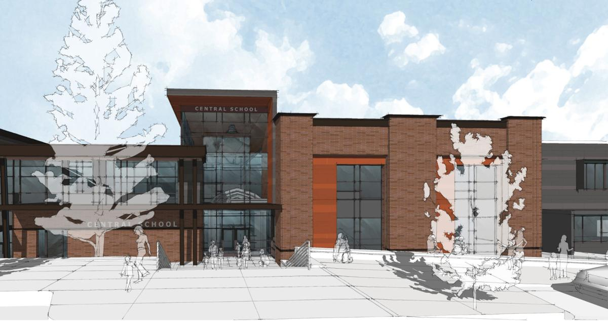 Central Elementary School proposed design