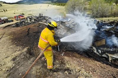 Rural fire departments face uncertain future as volunteer firefighters age out