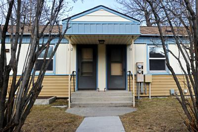 Helena Housing Authority apartments are shown in this IR file photo.