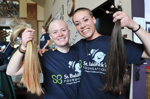 Carroll Students Shave Heads To Raise Money For Childhood