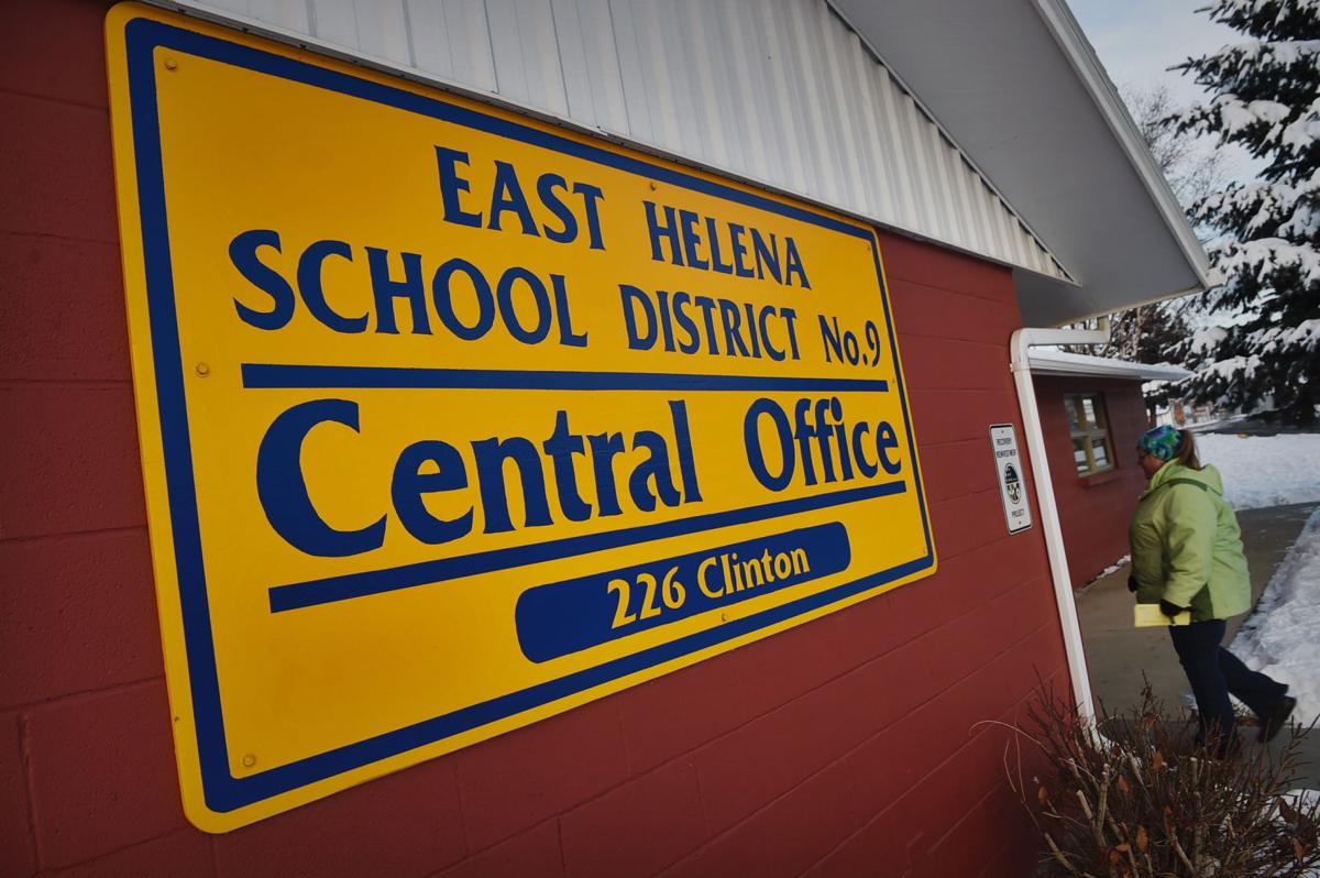 The East Helena School District Central Office