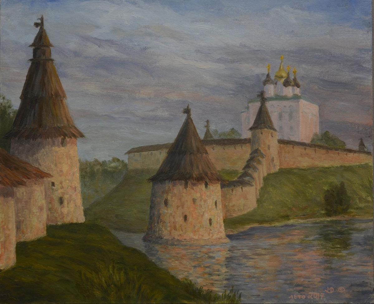 Mark Dotson paintings
