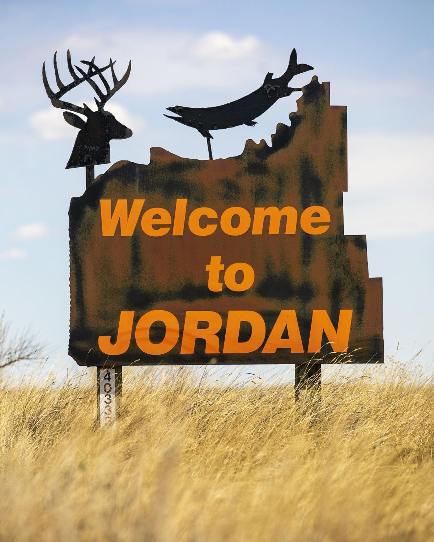Jordan, Montana