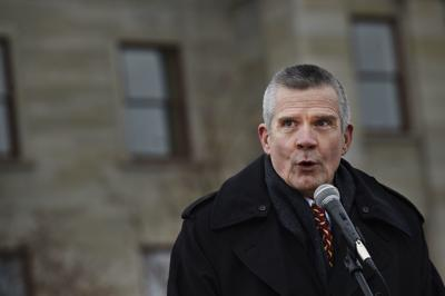 Matt Rosendale, Republican candidate for the U.S. Senate