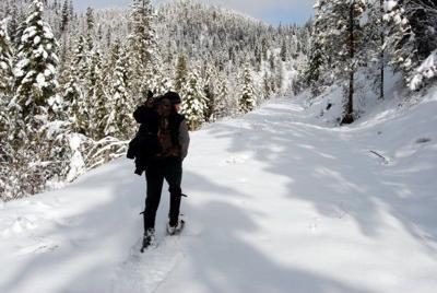 monture snowshoe