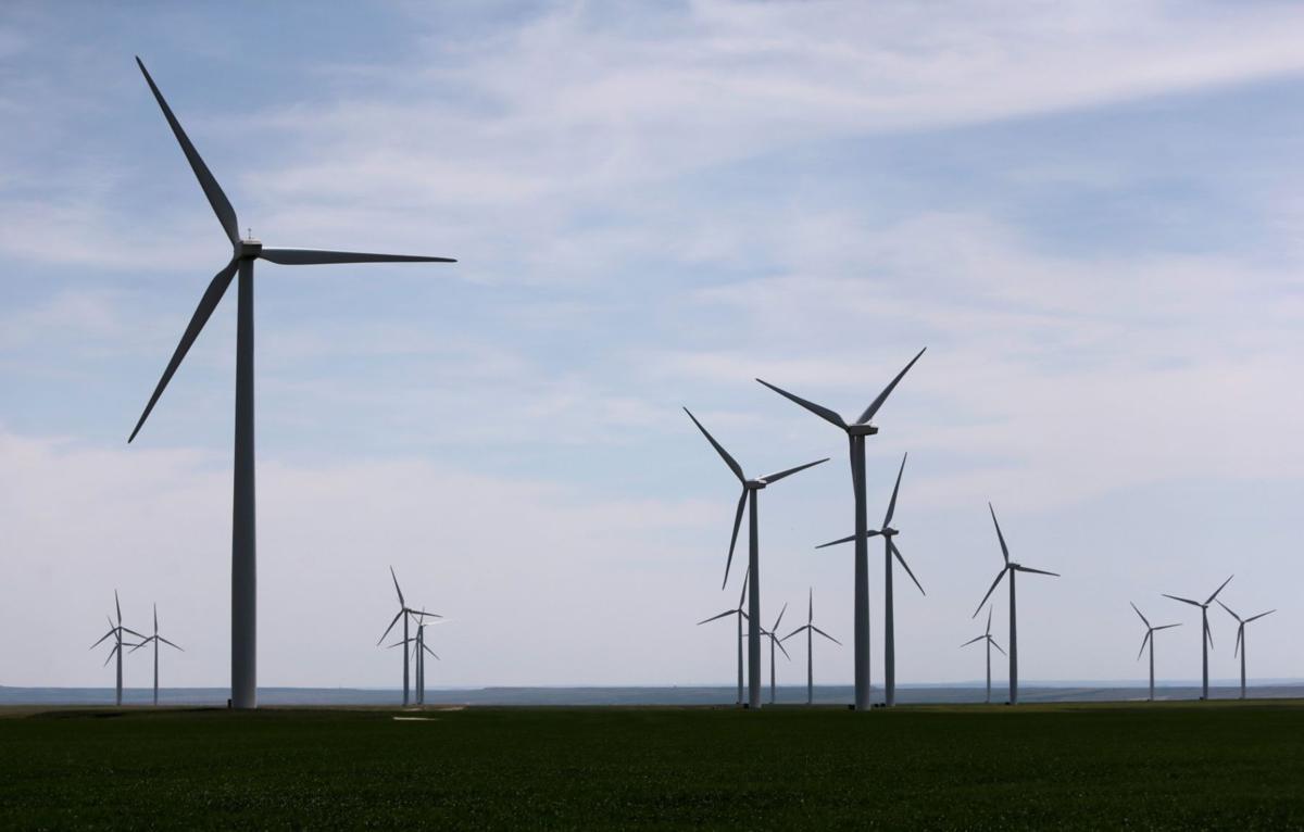 The Invenergy Wind Farm