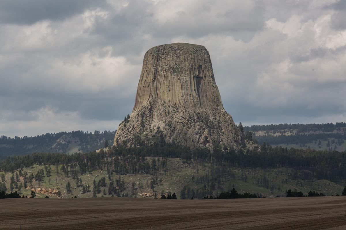 Bear Lodge rare earth minerals site