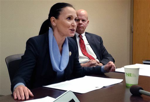 Angela McLean stepping down as Montana's lieutenant governor butte (copy)