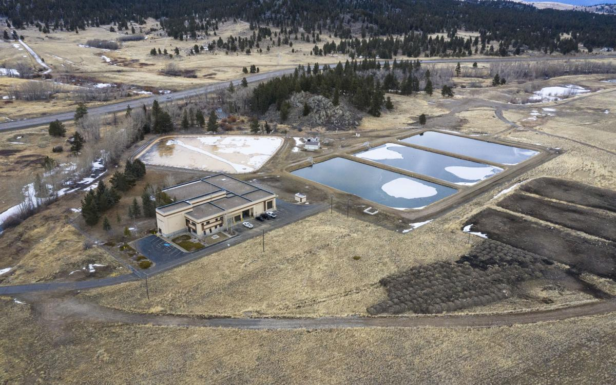 Tenmile Water Treatment Plant