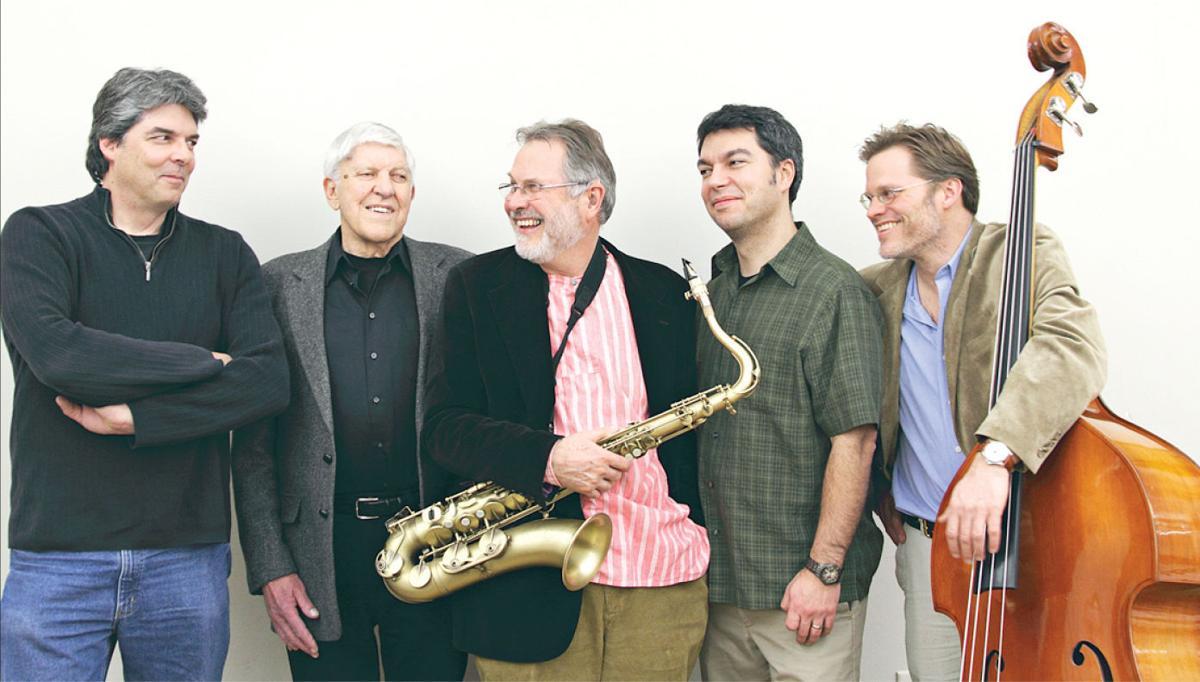 Solstice celebration: Rehmann quintet