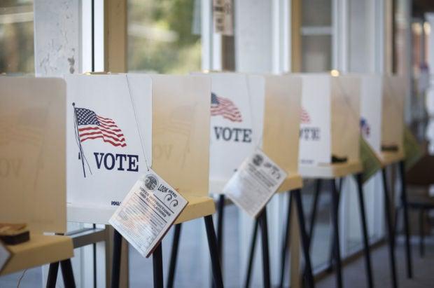 voting stockimage vote polls election