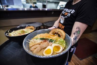 Helena's first ramen restaurant, Hokkaido Ramen & Izakaya,