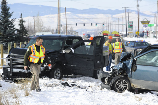 East Helena Car Accident