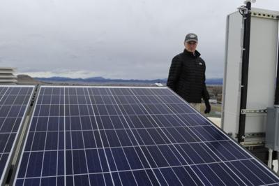 CHS Solar Panel (copy)