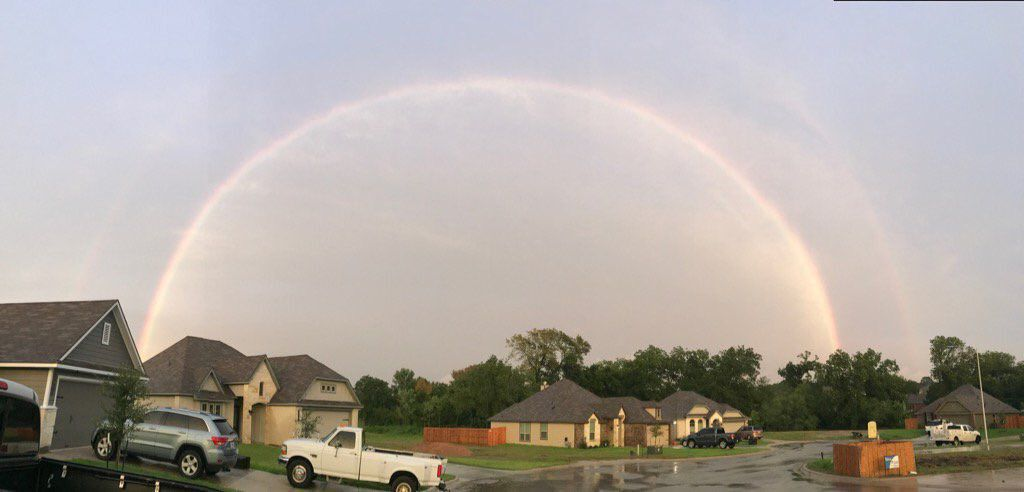 caleb hill rainbow