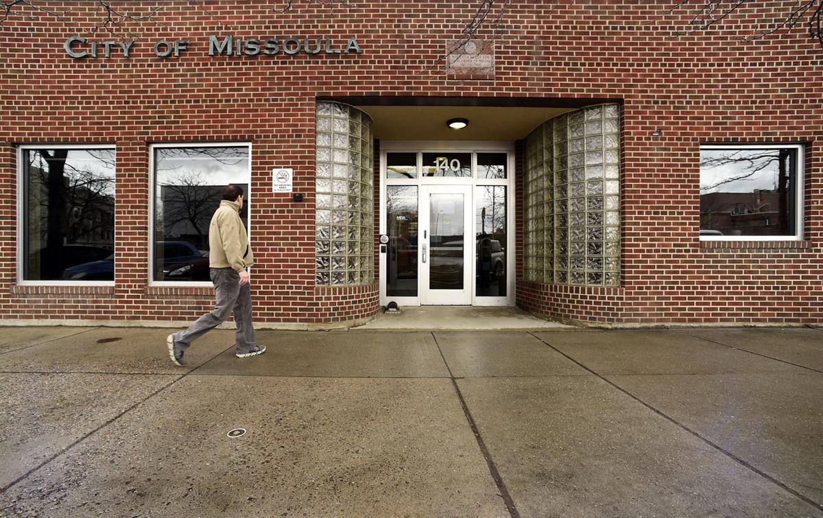 Missoula City Council Chambers