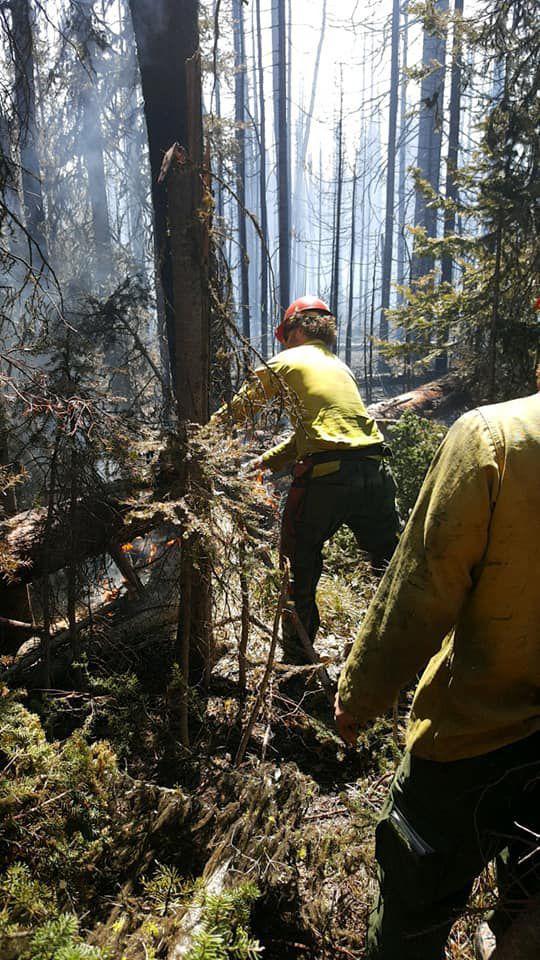 467 Trail Fire