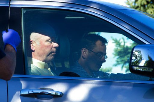 GOP House hopeful keeps low profile after assault charge