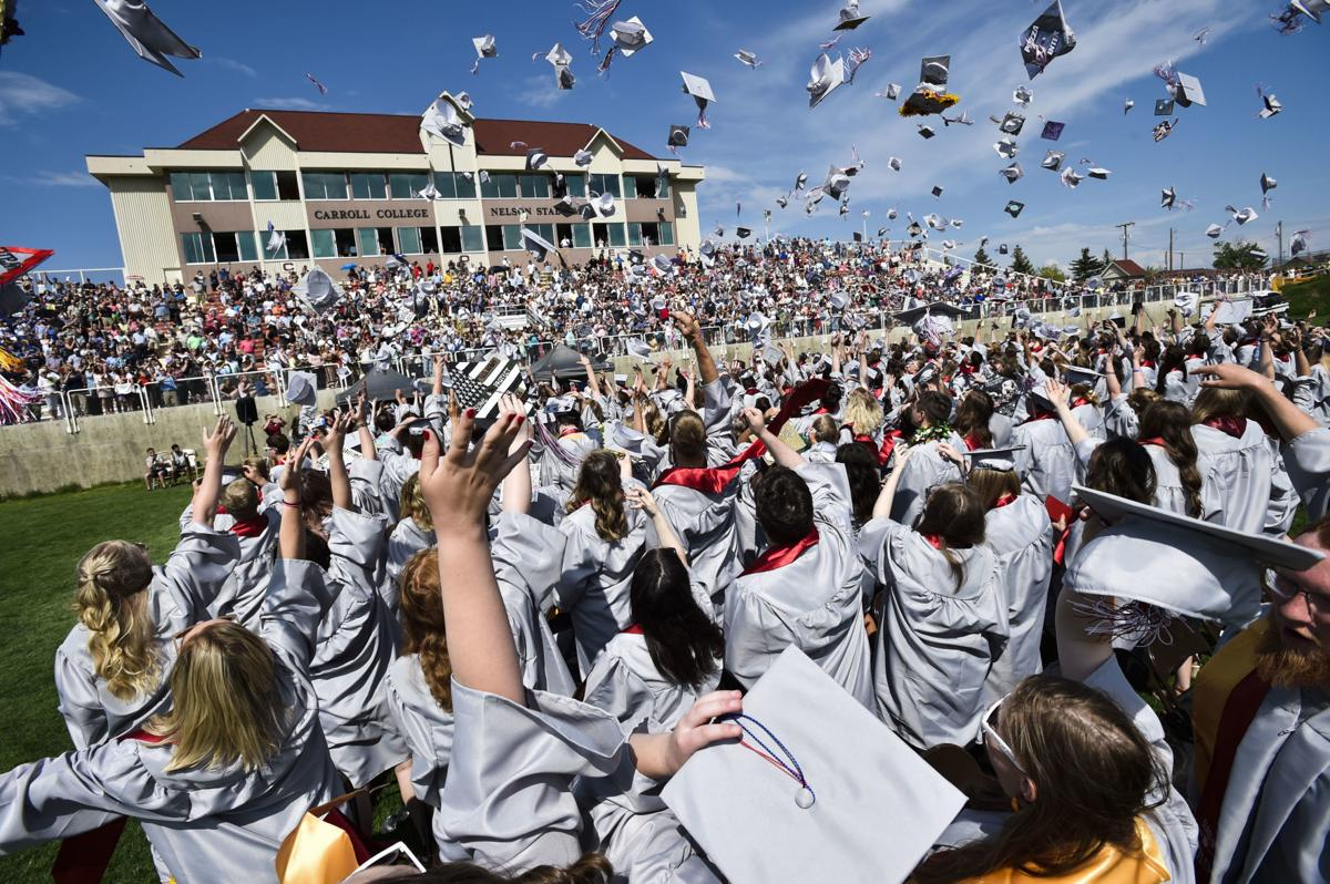 Helena High School Graduation 2019