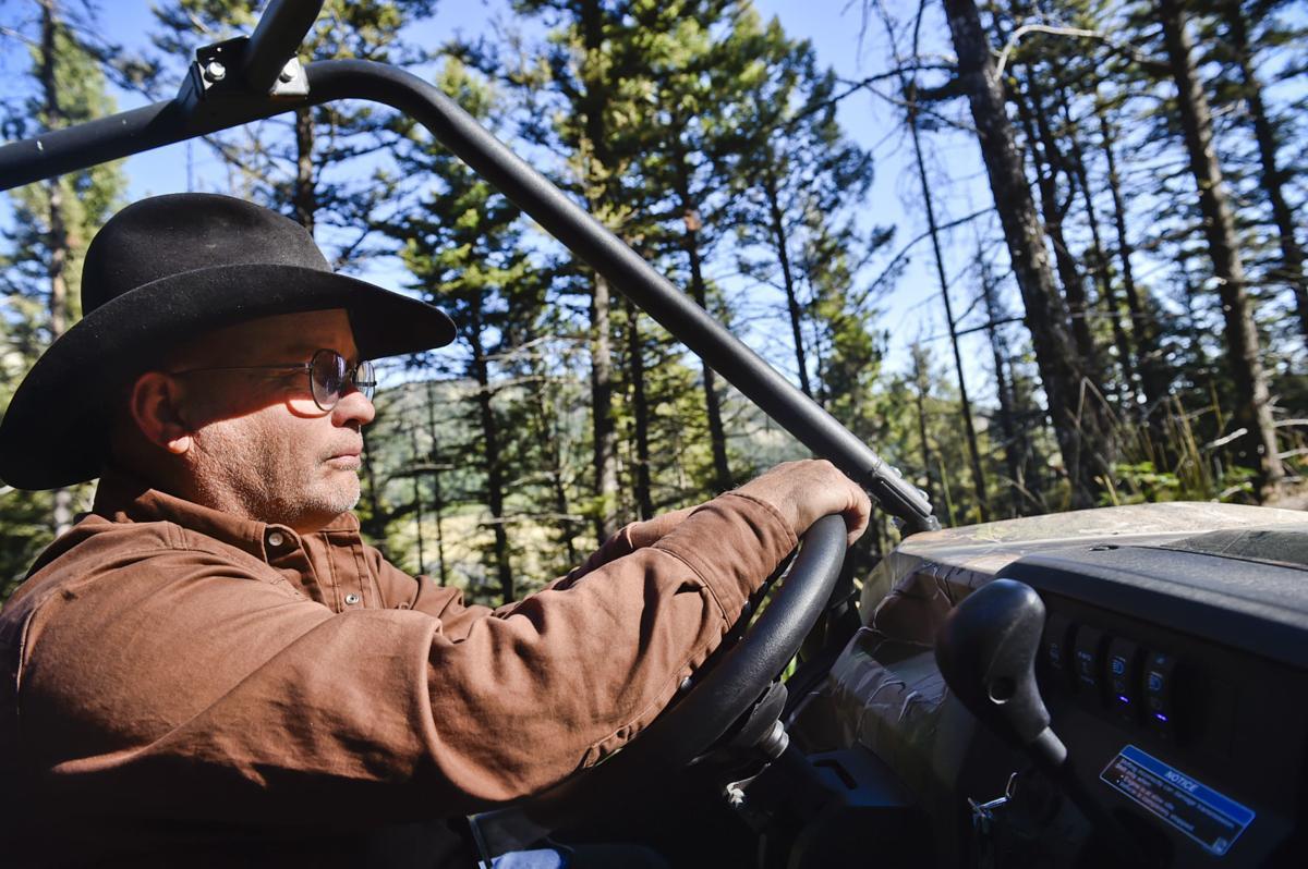 Ranchers Dan Barrett, pictured