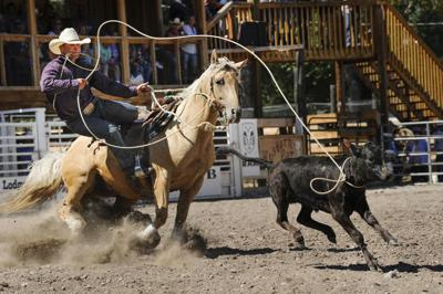 Back In The Stirrups Augusta Rodeo Goes Smoothly Month