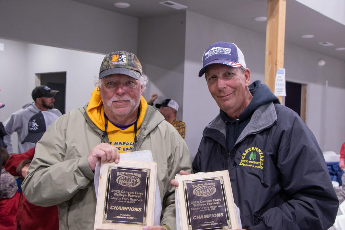 Canyon Ferry Walleye Festival Sunrise Tournament