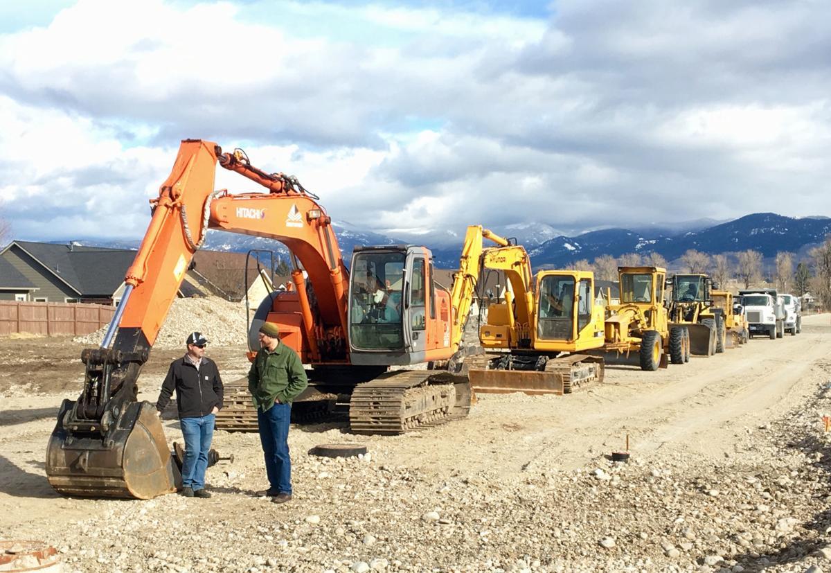 Specialty Excavating uses 319 program money
