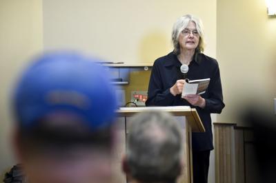 Montana Poet Laureate Melissa Kwasny