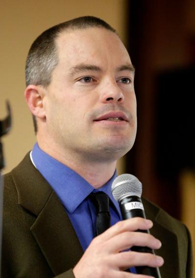 NAMI Montana Executive Director Matt Kuntz