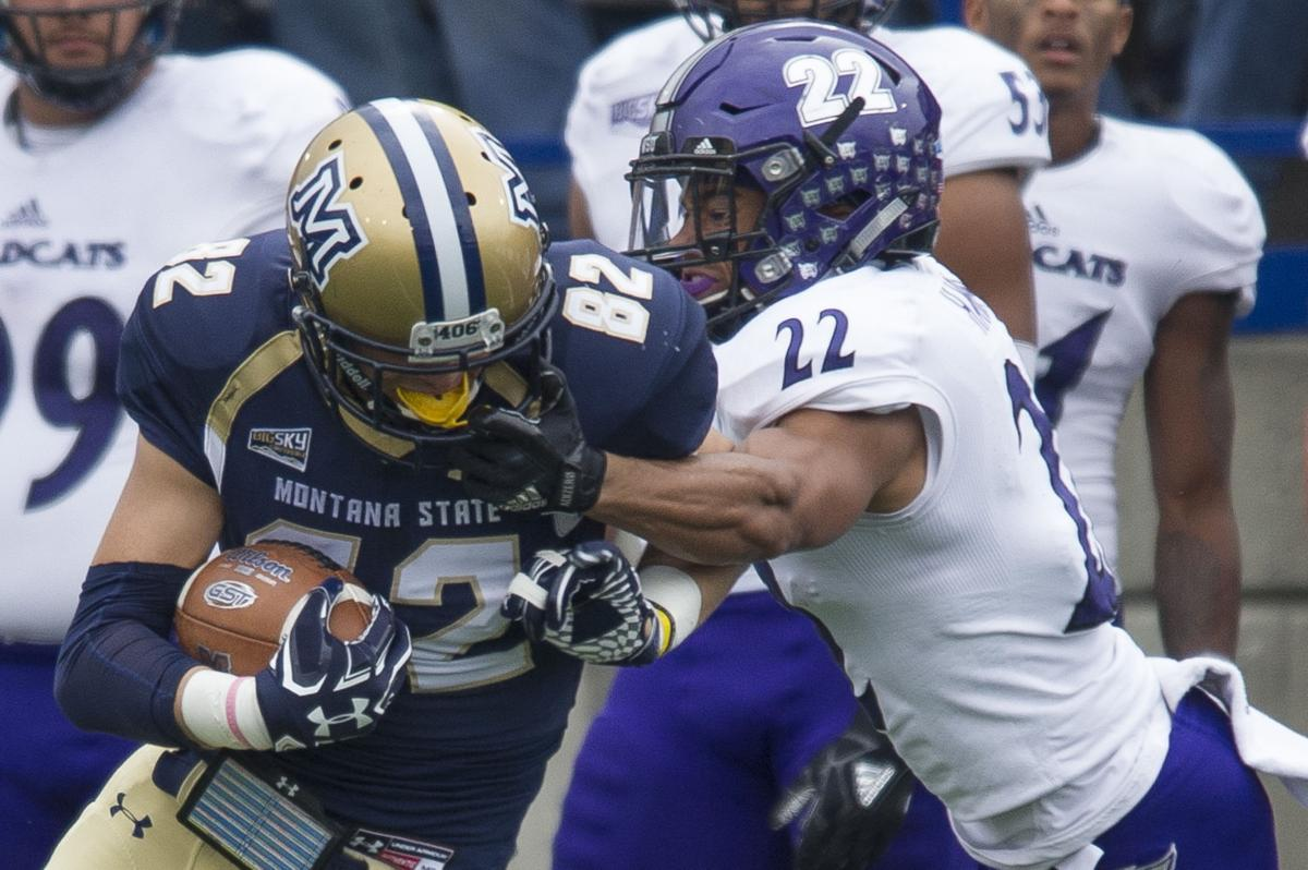 Montana State WEBER State HOME football