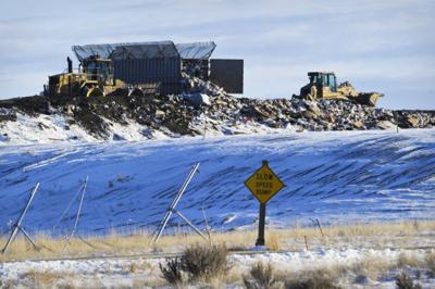 County plans pilot program to close landfill on weekends this winter (copy)