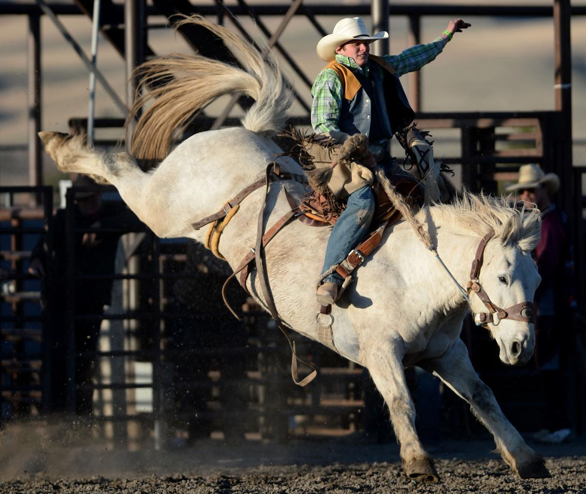MSU Spring Rodeo, Night 2 (copy)