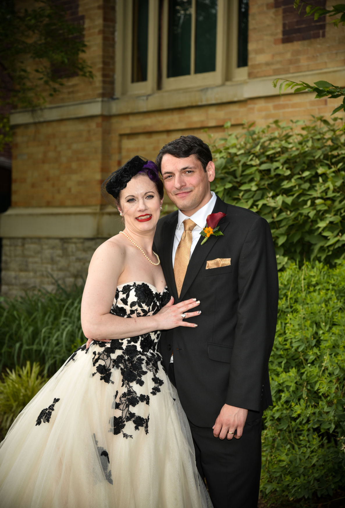 Obie and Linn Wedding