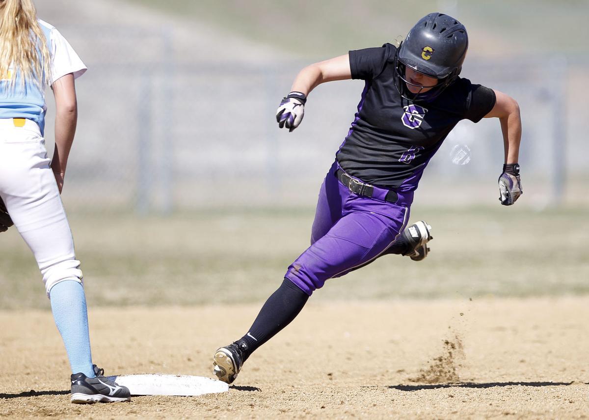 softball; CC vs Argos