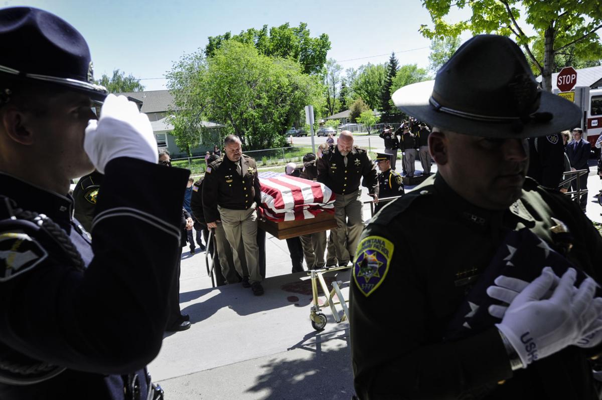 Moore casket
