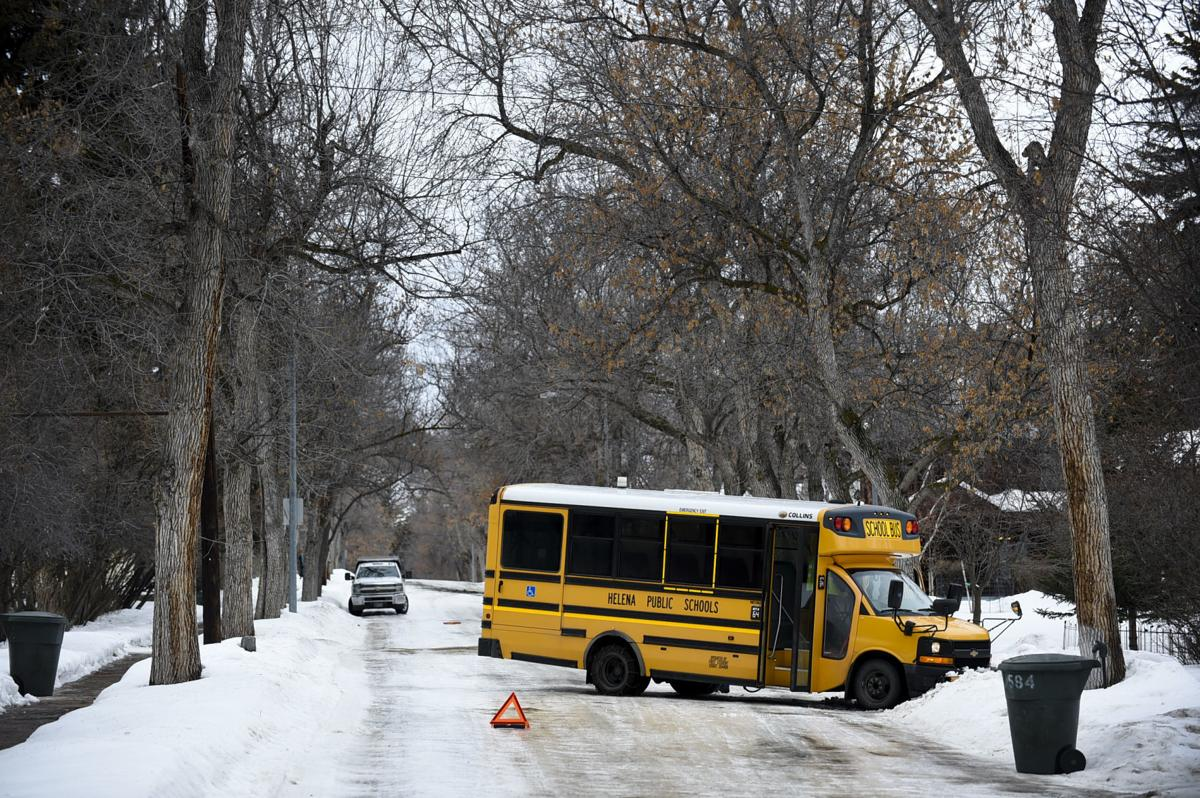 All Helena school bus routes were canceled