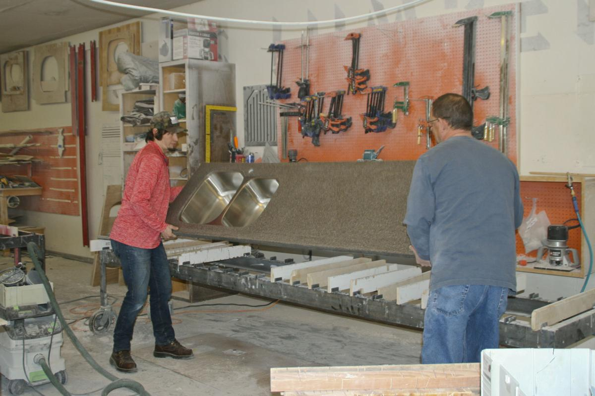 Rocky Mountain Countertops & Cabinets in East Helena