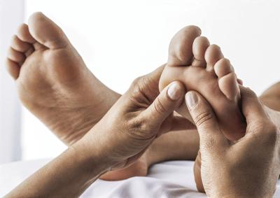 Find relief with proper foot care