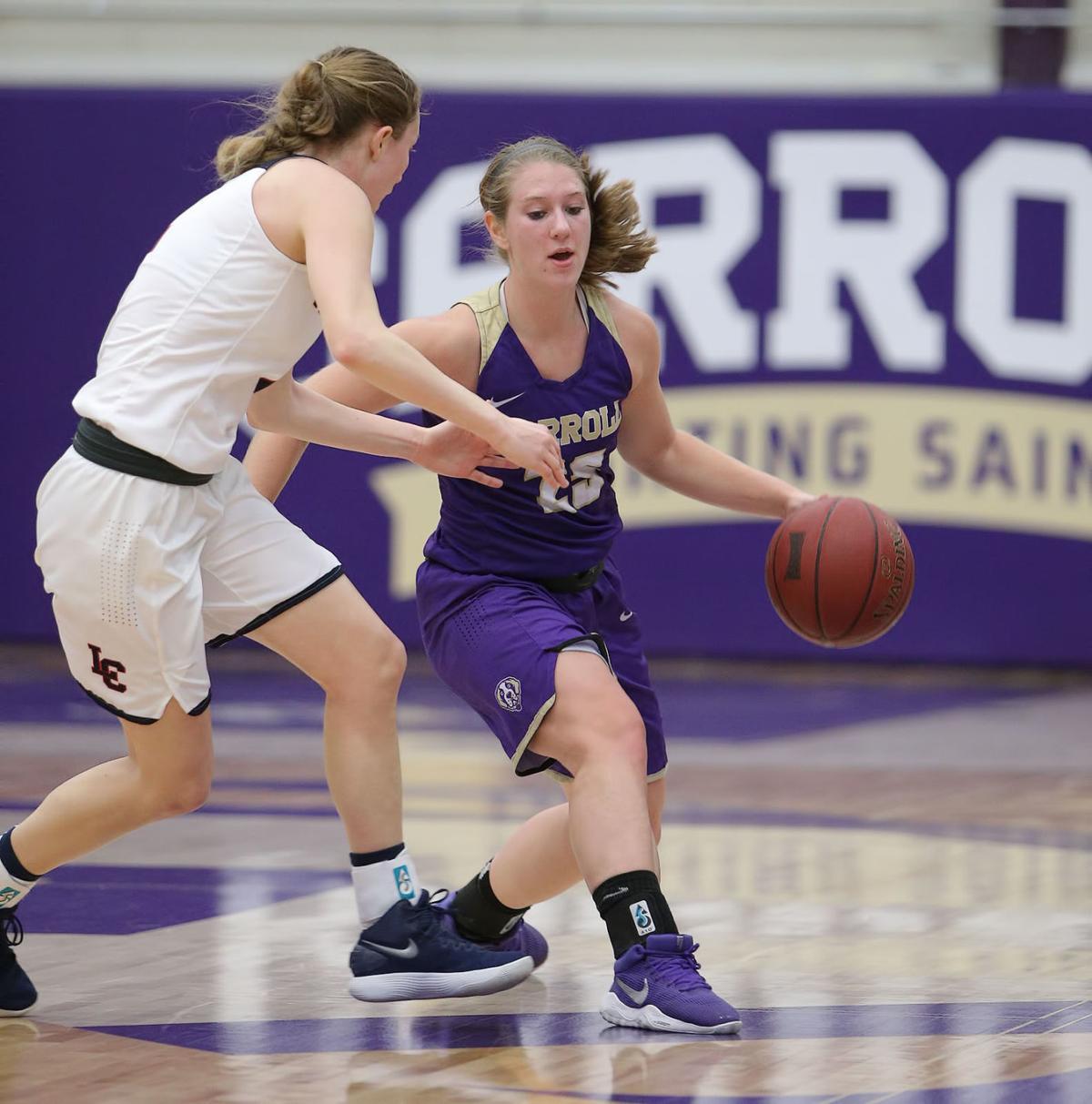 womens basketball; CC vs LC State