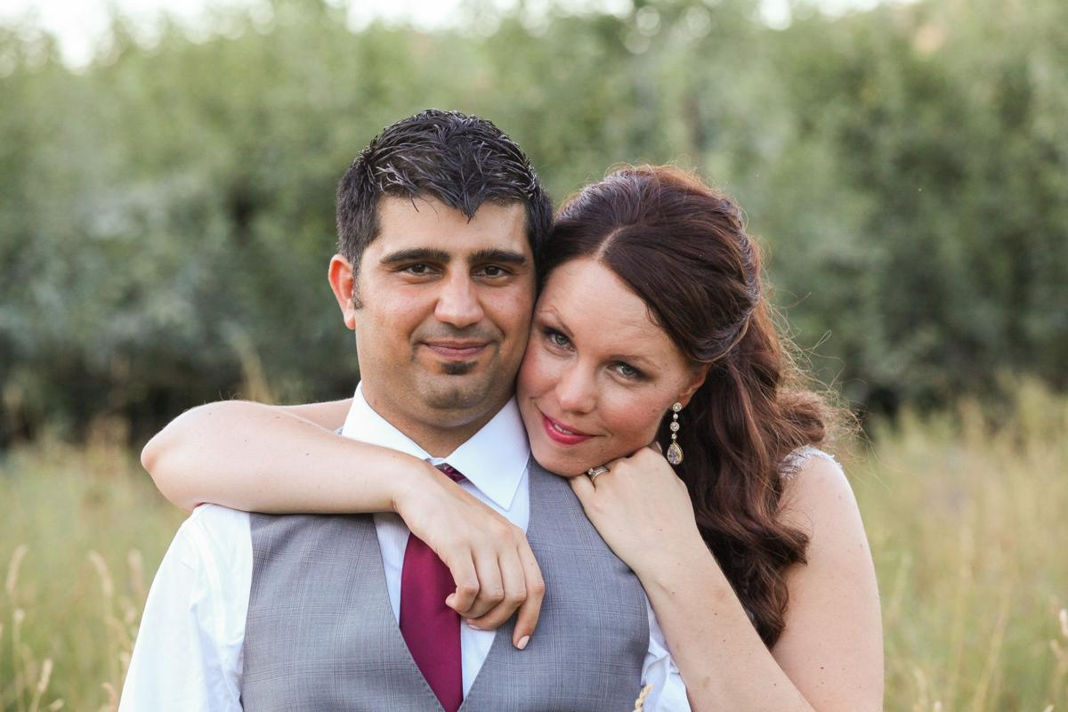 Polhemus and Samizadeh Wedding